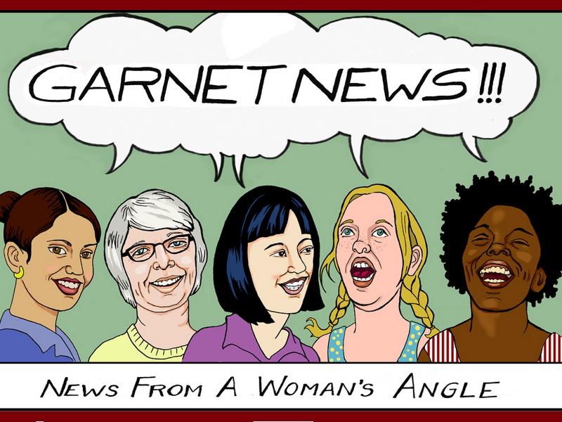 About Garnet News